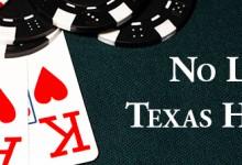 Texas Hold'em правила за залагане: Без лимит, Лимит и Пот Лимит