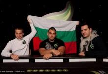 2-ро и 3-то място за България на турнира на Unibet