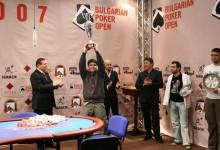 Новият покер шампион на България е 20-годишен студент