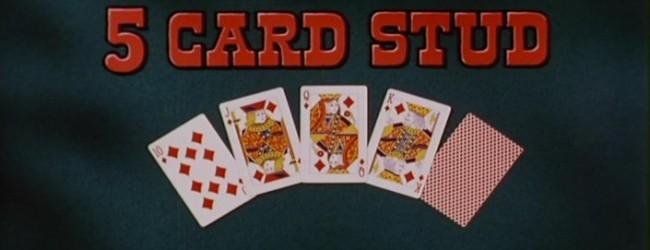 5 Card Stud правила