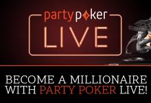 Турнири на живо от PartyPoker през 2017