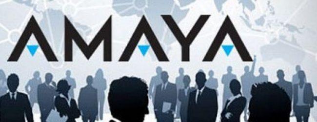 Управляваната от Танг Хао фирма купува още 2 милиона акции на Amaya Gaming