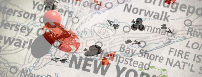 Покер залите на Ню Йорк са генерирали $ 764k през юли