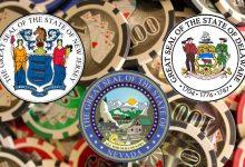 Ню Джърси влиза в споразумение за споделяне на покер ликвидност с Невада и Делауеър